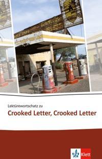 Lektürewortschatz zu Crooked Letter, Crooked Letter