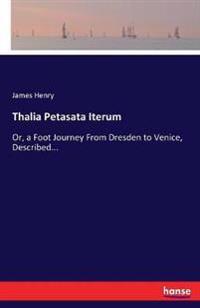 Thalia Petasata Iterum