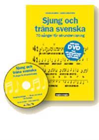 Sjung och träna svenska, paket