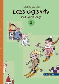 Læs og skriv med Lydret dingo-Bind 2