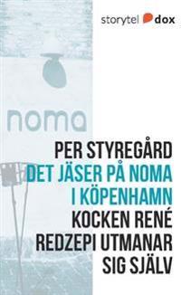 Det jäser på Noma i Ko¨penhamn