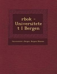 ¿rbok - Universitetet I Bergen