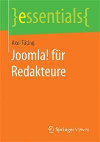Joomla! F r Redakteure