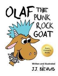 Olaf the Punk Rock Goat