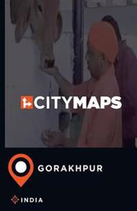 City Maps Gorakhpur India