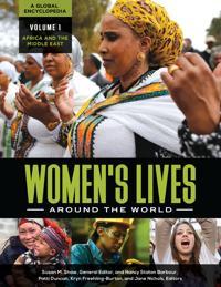 Women's Lives around the World [4 volumes]
