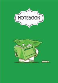 Notebook Journal: Grammar: Pocket Notebook Journal Diary, 120 Pages, 7 X 10 (Blank Notebook Journal)