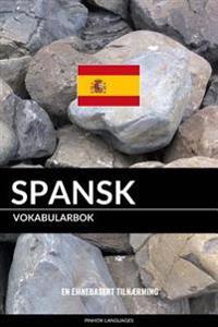 Spansk Vokabularbok: En Emnebasert Tilnærming - Pinhok Languages | Ridgeroadrun.org