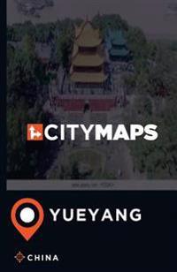 City Maps Yueyang China