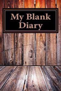 My Blank Diary