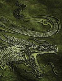 Leviathon Blank Sketchbook