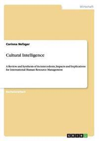 Cultural Intelligence