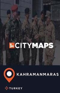 City Maps Kahramanmaras Turkey