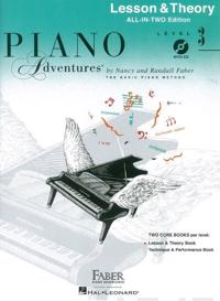 Faber Piano Adventures - Level 3 (+cd)