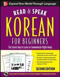 Read and Speak Korean for Beginners