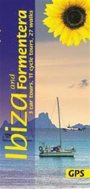 Ibiza and formentera: 3 car tours, 11 cycle tours, 27 walks