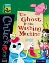 Oxford reading tree treetops chucklers: level 12: the ghost in the washing