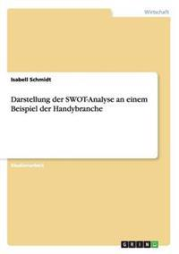 Darstellung Der Swot-Analyse an Einem Beispiel Der Handybranche