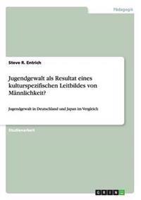 Jugendgewalt ALS Resultat Eines Kulturspezifischen Leitbildes Von Mannlichkeit?