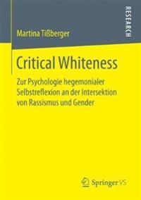 Critical Whiteness