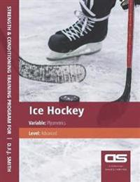 DS Performance - Strength & Conditioning Training Program for Ice Hockey, Plyometrics, Advanced