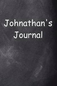 Johnathan Personalized Name Journal Custom Name Gift Idea Johnathan: (Notebook, Diary, Blank Book)