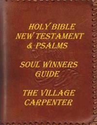 Holy Bible New Testament & Psalms: Soul Winner's Guide