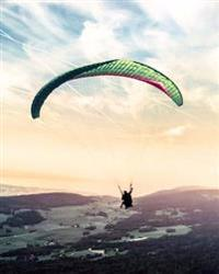 Paragliding: Journal/Notebook/Diary
