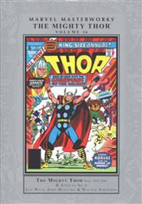 Marvel Masterworks: The Mighty Thor Vol. 16