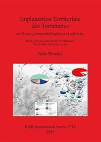 Implantation Territoriale des Terramares