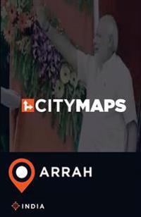 City Maps Arrah India