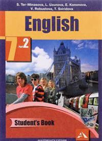 English 7: Student's Book: Part 2 / Anglijskij jazyk. 7 klass. Uchebnik. V 2 chastjakh. Chast 2