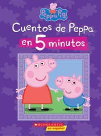 Cuentos de Peppa En 5 Minutos (Peppa Pig)