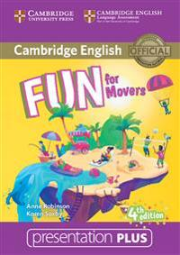 Fun for Movers. Presentation Plus DVD-ROM. 4th Edition