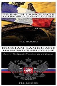 French Language Learning Crash Course + Russian Language Learning Crash Course