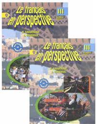 Le francais en perspective 3: Premiere partie / Frantsuzskij jazyk. 3 klass. Uchebnik. V 2 chastjakh (komplekt iz 2 knig)