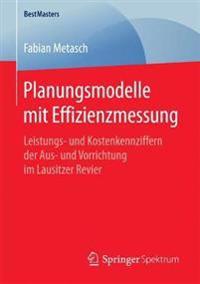 Planungsmodelle Mit Effizienzmessung