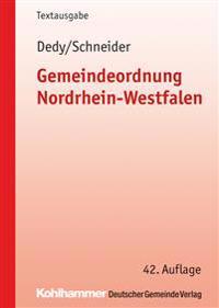 Gemeindeordnung Nordrhein-Westfalen: Textausgabe