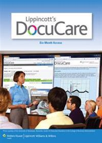 Lww Docucare One-Year Access; Plus Laerdal Vsim for Med-Surg Package