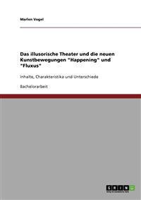 Das Illusorische Theater Und Die Neuen Kunstbewegungen Happening Und Fluxus