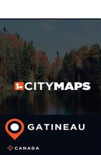 City Maps Gatineau Canada