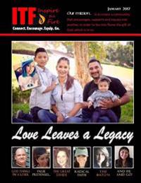 Itf - Love Leaves a Legacy: Inspire the Fire - January 2017
