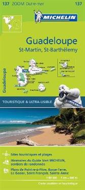 Michelin Zoom Guadeloupe