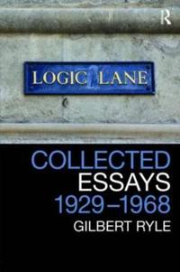 Collected Essays 1929-1968