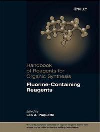 Fluorine-Containing Reagents