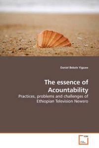 The Essence of Acountability