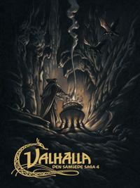 Valhalla-Gudernes gaver-Mysteriet om digtermjøden-Gennem ild og vand