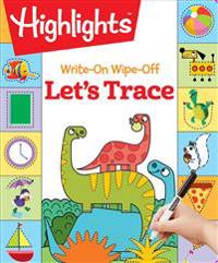 Write-On Wipe-Off Let's Trace