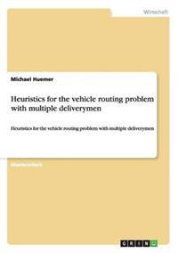 Heuristics for the Vehicle Routing Problem with Multiple Deliverymen