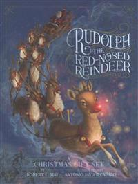 Rudolph the Red-Nosed Reindeer a Christmas Gift Set: Rudolph the Red-Nosed Reindeer; Rudolph Shines Again